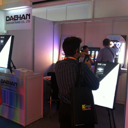 HK Lighting Fair, Oct 2012