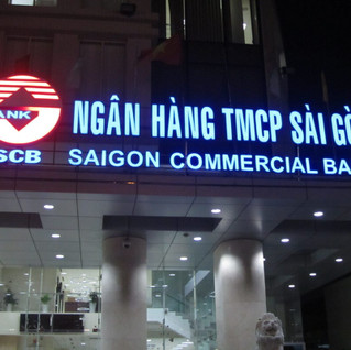 Saigon Commercial Bank, Vietnam