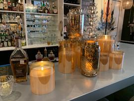 Bar counter candles closeup.JPEG