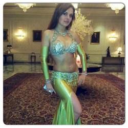 Professional belly dancer NY NJ