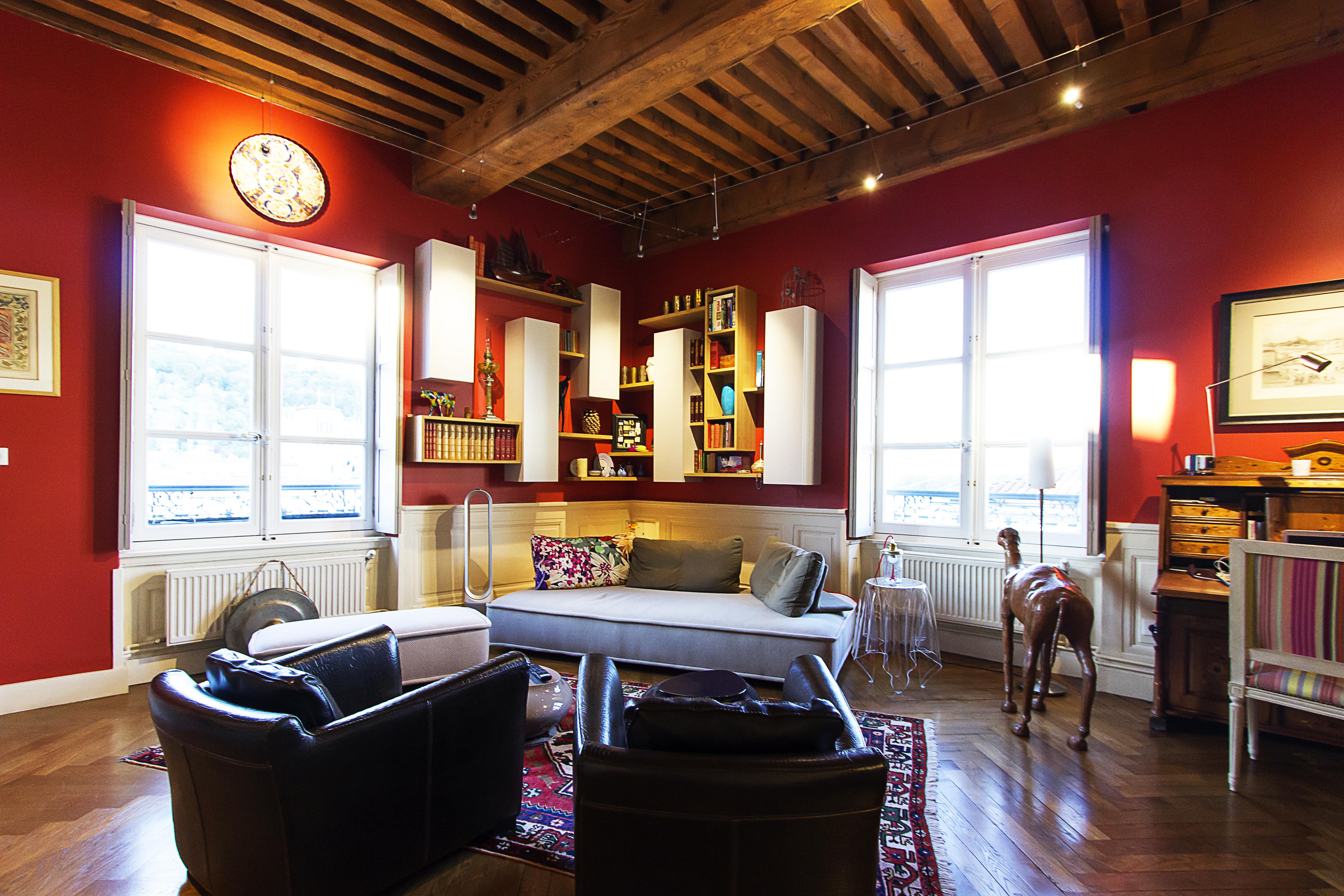 peinture intérieur Lyon