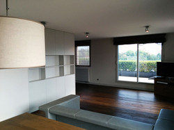 peinture grise appartement Lyon