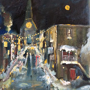 Rue Ste-Marie Nuit