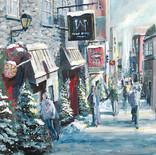 Québec, la rue