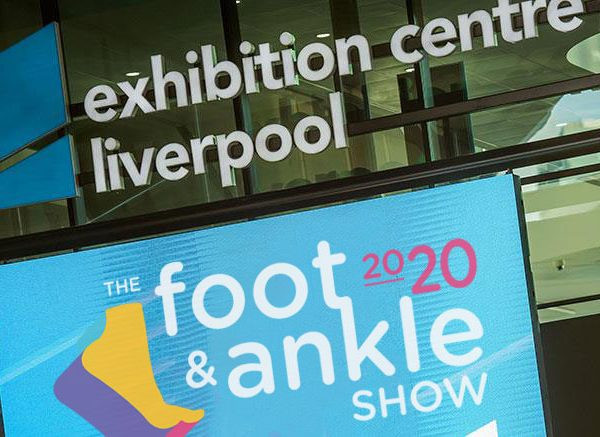 Deva Podiatry visit to podiatry exhibition Liverpol
