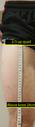 Inner Thigh Measuring Guide