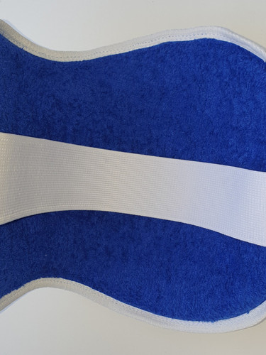 Remfry Chest Guard - Blue