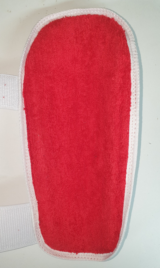 Remfry Arm Guard - Red
