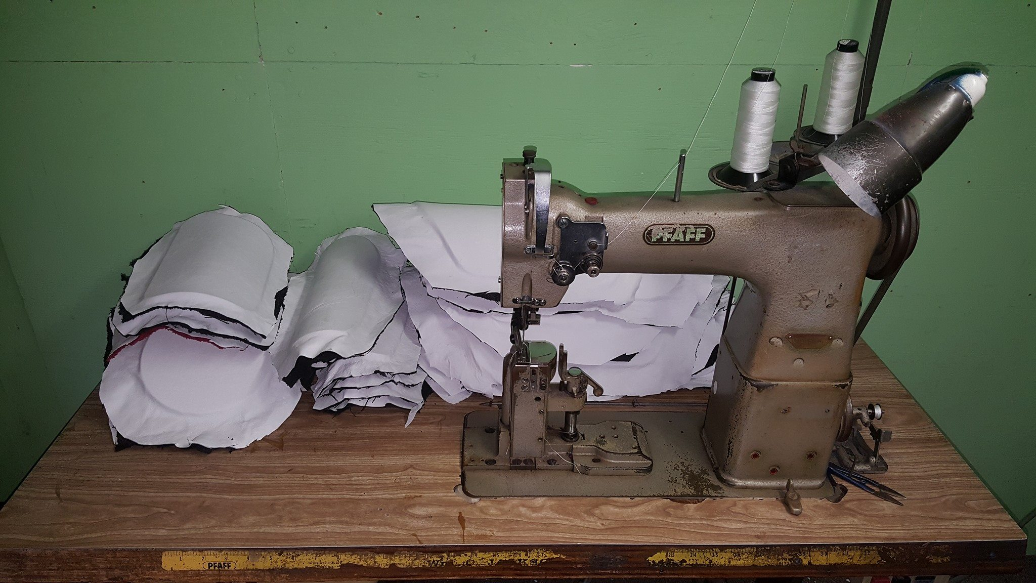 Custom Cricket Sewing Machine