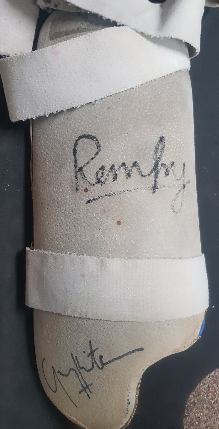 Gary Kirsten Remfry Thigh Pad