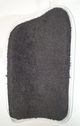 Remfry Inner Thigh Pad - Black