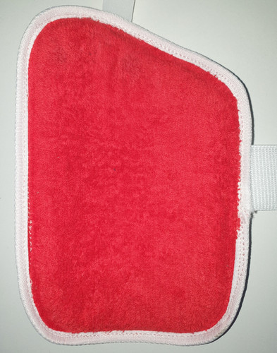 Remfry Inner Thigh Pad - Red