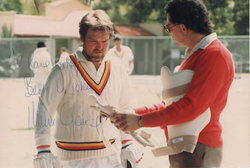 Steve Remfry & Mike Gatting