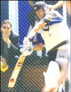 Mark Waugh Remfry Thigh Pad