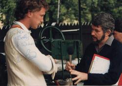 Keith Conlon & Chris Broad
