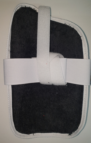 Inner Thigh Pad - Black