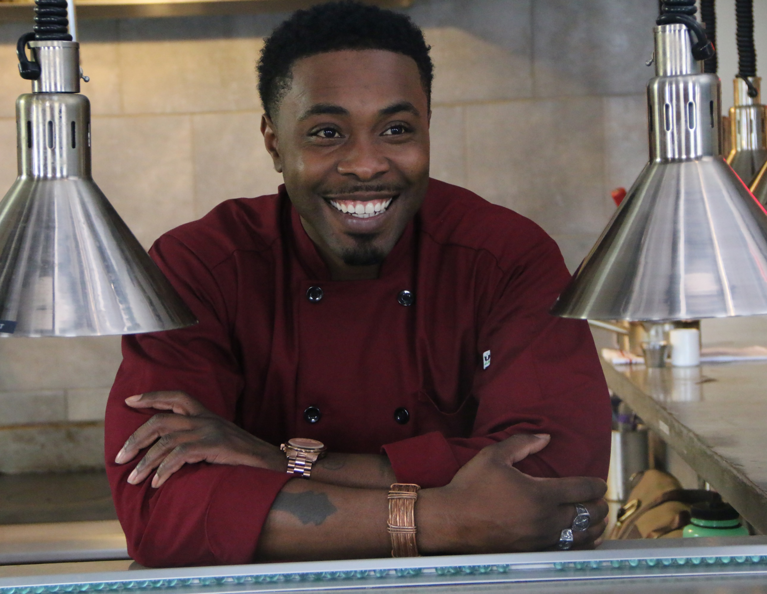 Chef Jacoby Ponder