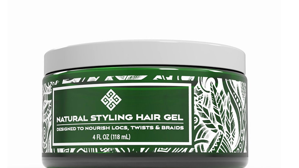 Natural Styling Hair Gel