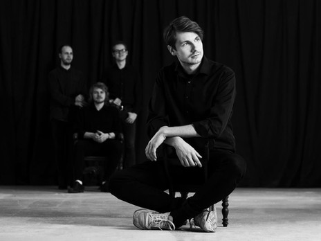 Lars Asger Nørby - Drums