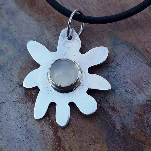 Moonstone flower