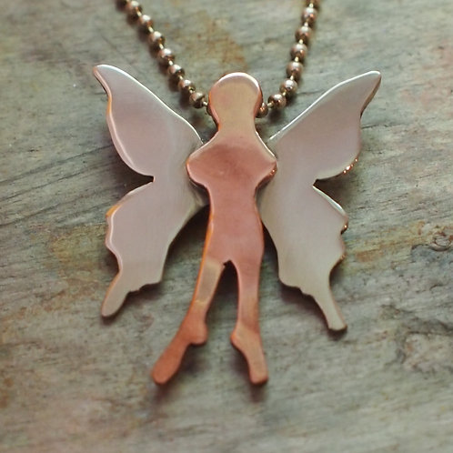 Copper and nickel fairy