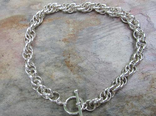 14 gauge rope bracelet