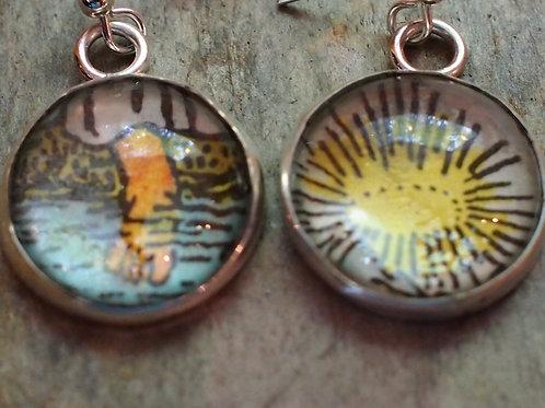 Temperance earrings