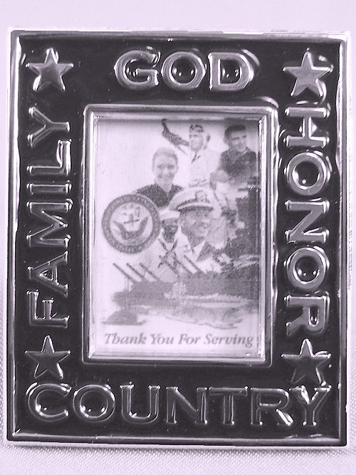patriotic mini frame tac pin - Mini Picture Frame
