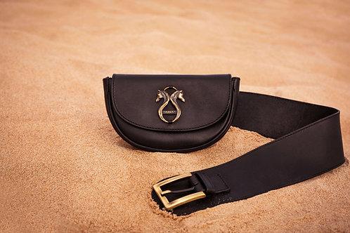 The Saklawi Bag Black