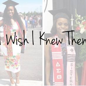 Graduation: I Wish I Knew Then...