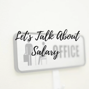 Lets Talk Salary