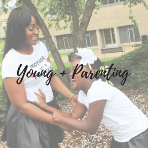 Guest Blog: Young + Parenting