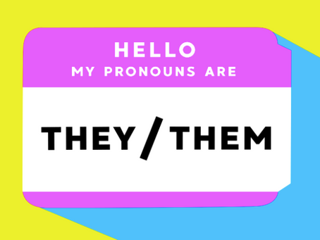 God's Pronouns are They/Them