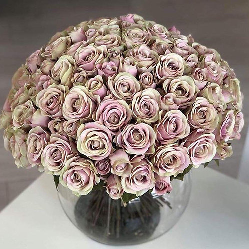 Rose Silk Flowers