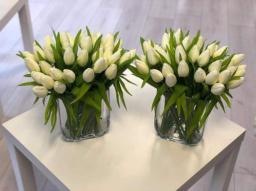 Tulip Silk Flowers