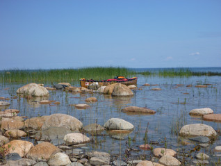 End of Georgian Bay & North Channel / July 27 - August 4, 2014