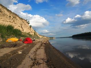 Peace River / La Rivière de la Paix