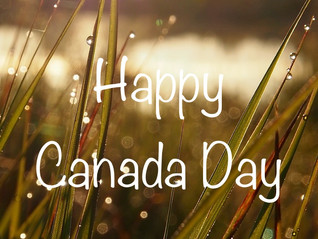 Happy Canada Day! / Bonne fête du Canada!