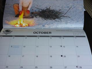 Clipper Canoes Calendar // Calendrier de Clipper Canoes