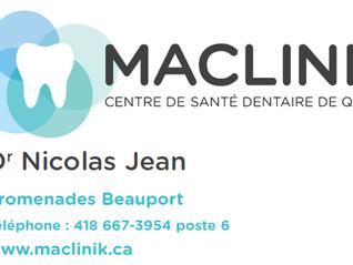 MaClinik, complice de notre santé dentaire!