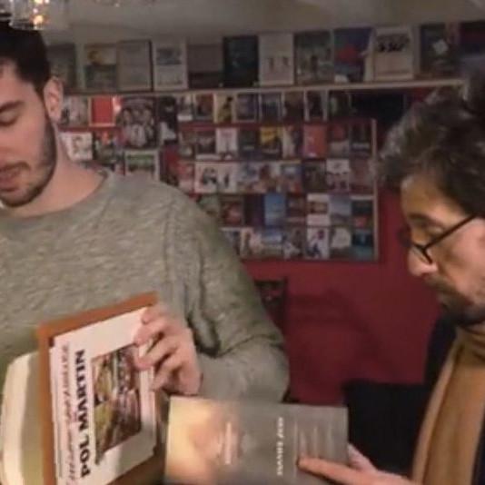 Usul et Cotentin, débat sur les médias et l'extrême-droite.