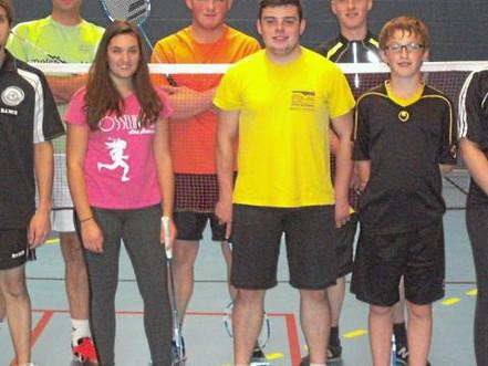 Le club de badminton les Fous du volant