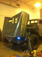 Armored Vehicle - Naples, Florida - Rogue Gator