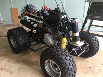 Robotic Wheeler - Rogue Gator - Naples, Florida