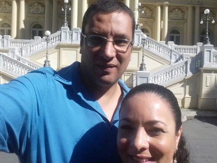 Visita ao Palácio da Guanabara