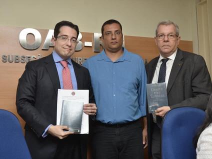 Nossa petição chegou à Seccional do Rio de Janeiro