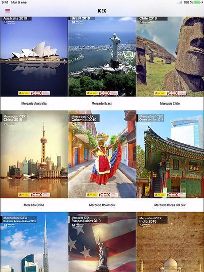 Demo revistas intercativas para iPad