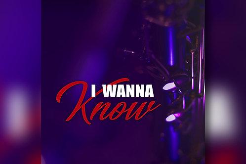 Joe - I Wanna know - Backing Track