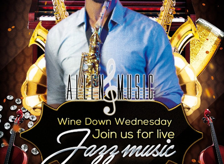 Performing Live Wednesdays at 5:00 PM EST