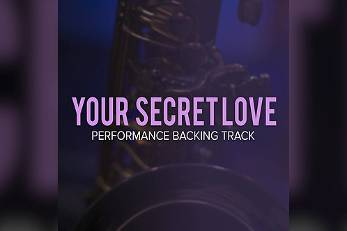 Luther Vandross - Your Secret Love - Backing Track